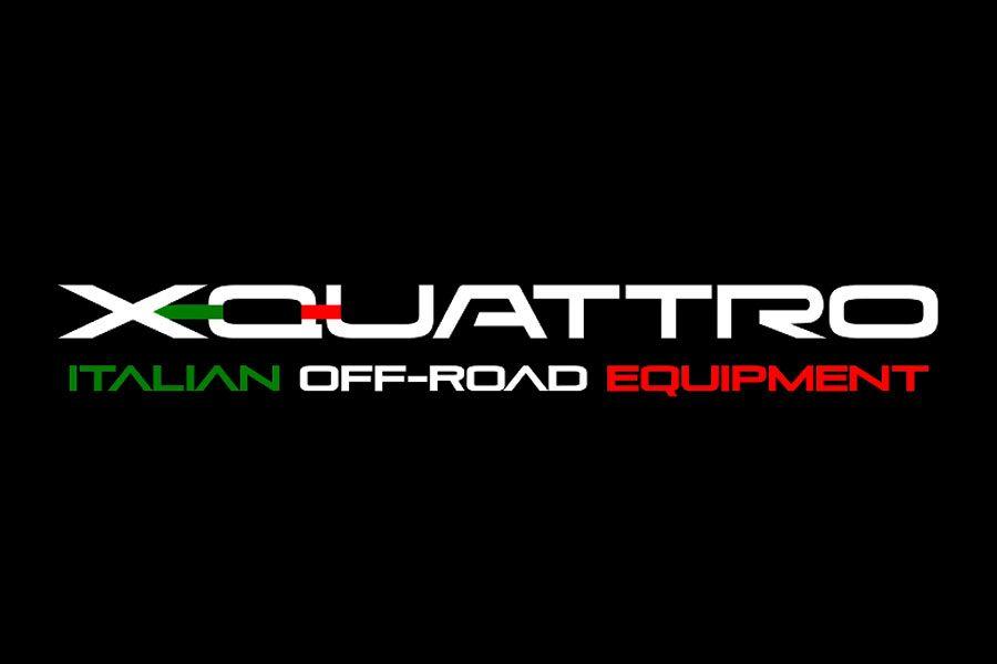 Logo XQuattro fabriquant Italien de pièces technique pour Jeep